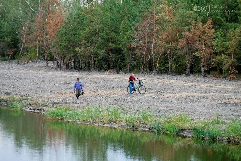 На Новомосковщине завершили расчистку реки Печанка , фото-3