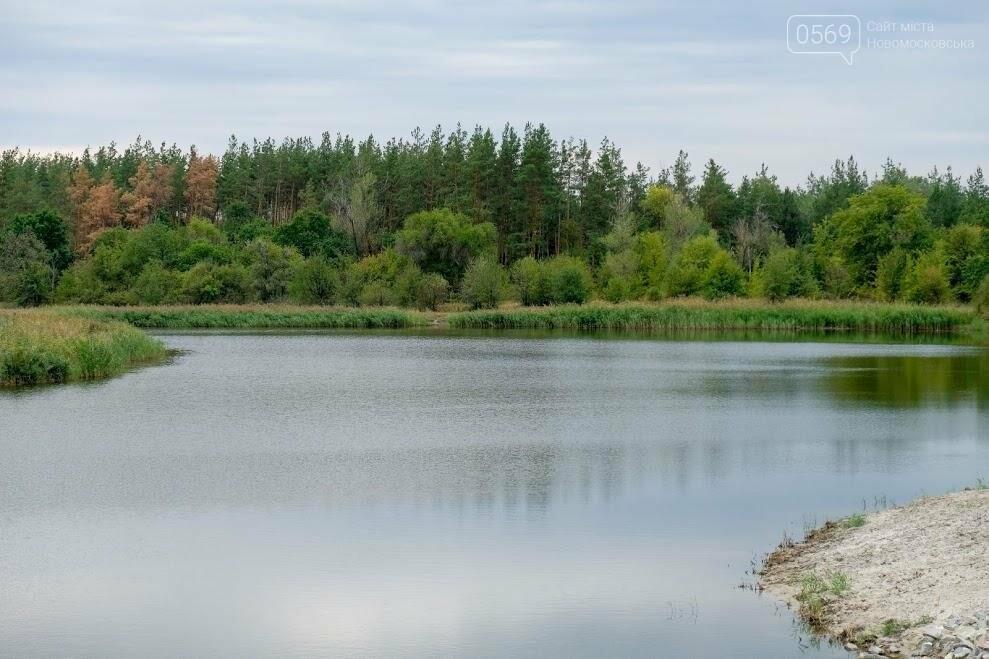 На Новомосковщине завершили расчистку реки Печанка , фото-1