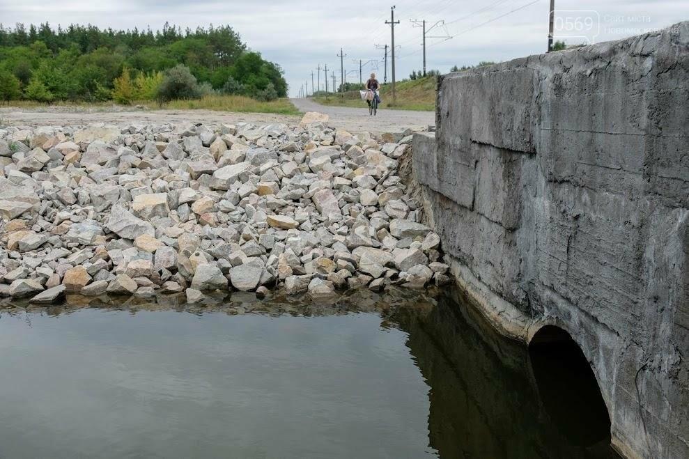 На Новомосковщине завершили расчистку реки Печанка , фото-4