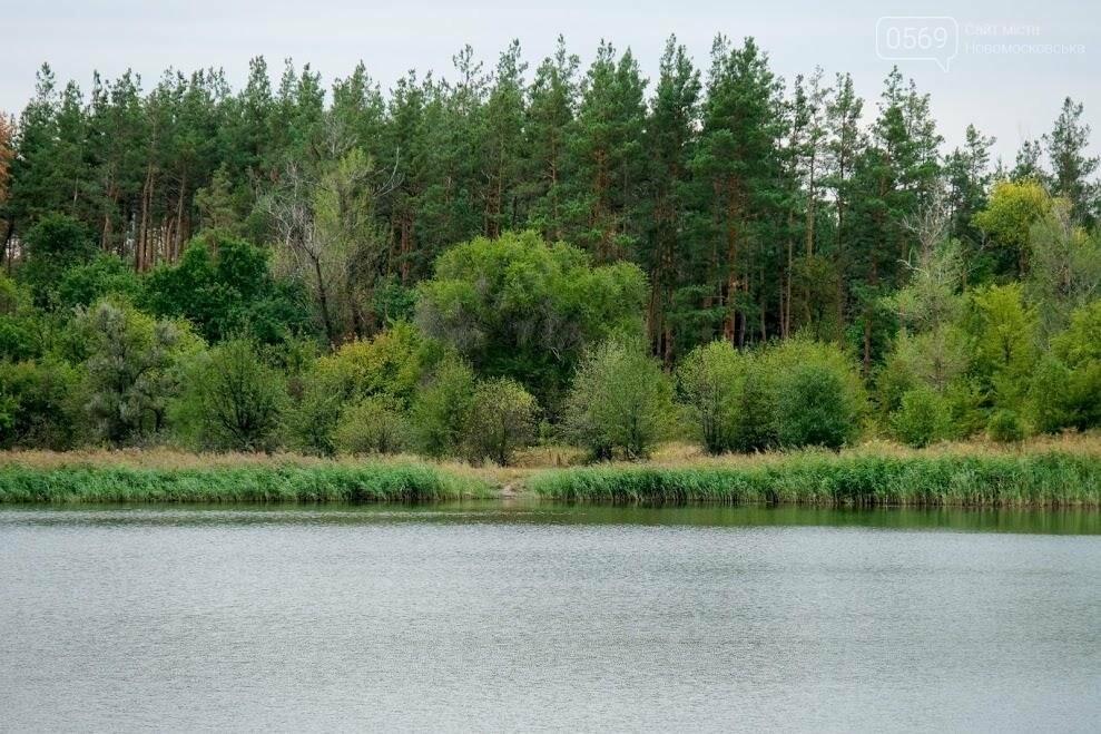 На Новомосковщине завершили расчистку реки Печанка , фото-5