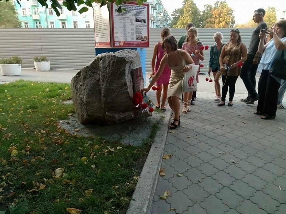 В Новомосковске вспоминали события Иловайского котла, фото-4