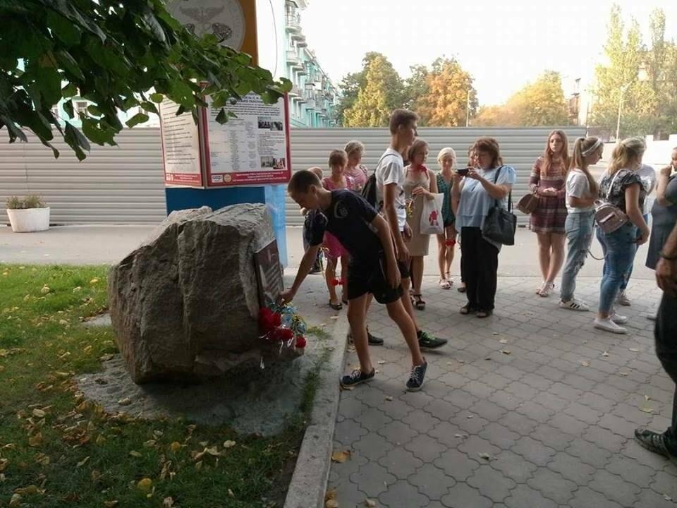В Новомосковске вспоминали события Иловайского котла, фото-5