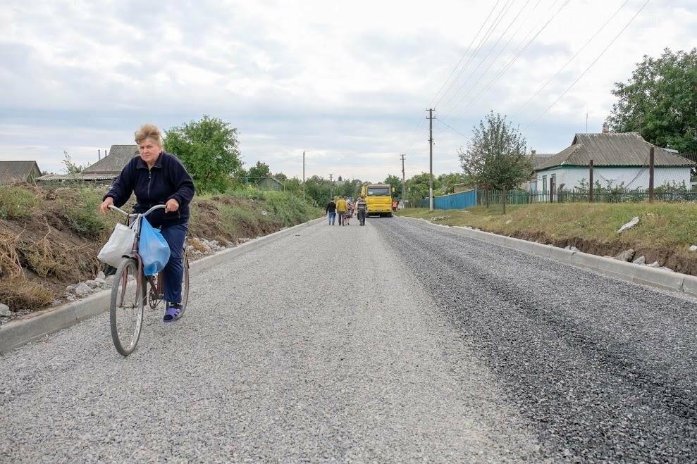 До конца года в Новомосковском районе отремонтируют 7 дорог , фото-4