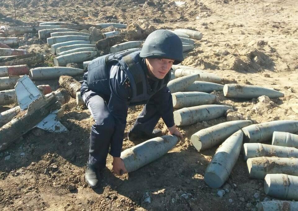 В Новомосковске обнаружено 68 снарядов, фото-4