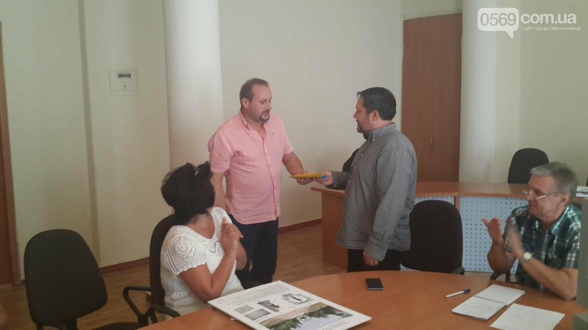 Победитель конкурса проектов памятника героям АТО получил 10 тыс. гривен, фото-4