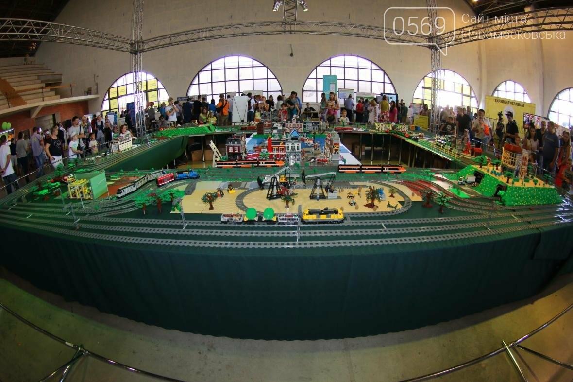 Новомосковское ПТУ показало 3D-макет училища на Interpipe TechFest 2017 , фото-1