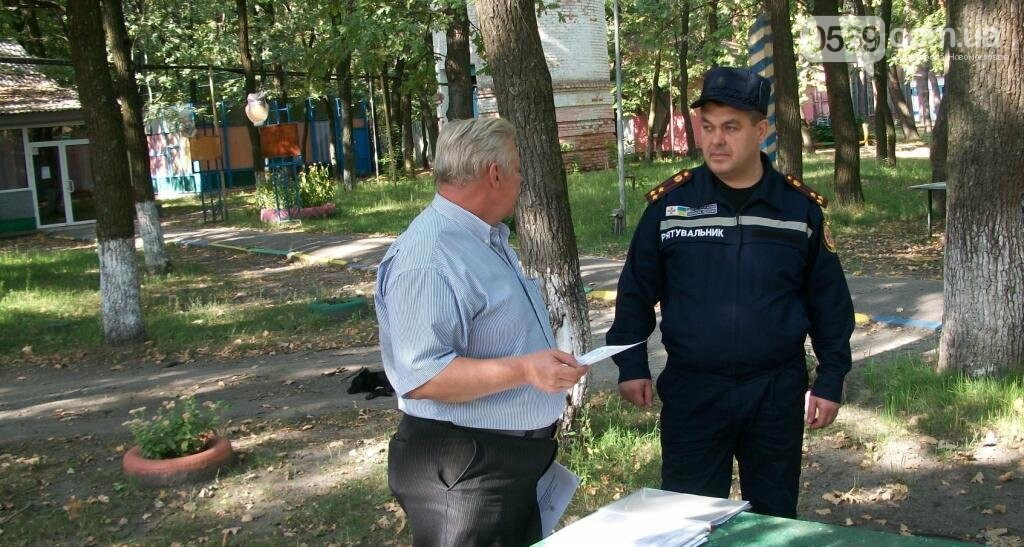 В Новомосковском районе начали проверку детских учреждений, фото-3