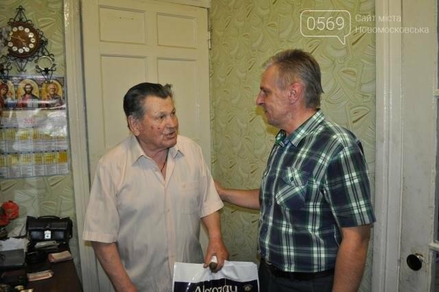 Сергей Горошко поздравил с Днем города ветеранов, фото-2