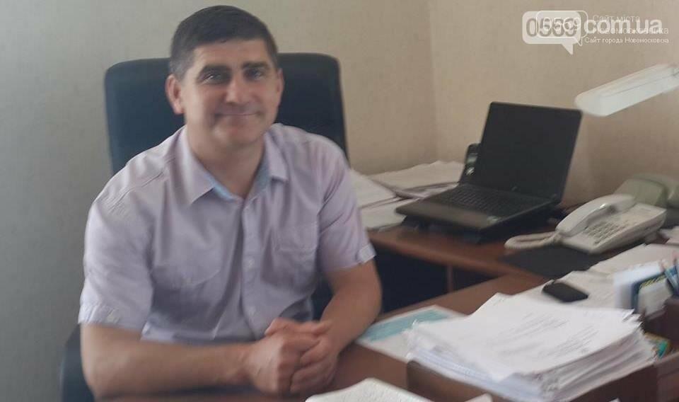 Новомосковск: в 18-й школе заканчивают ремонт, фото-1
