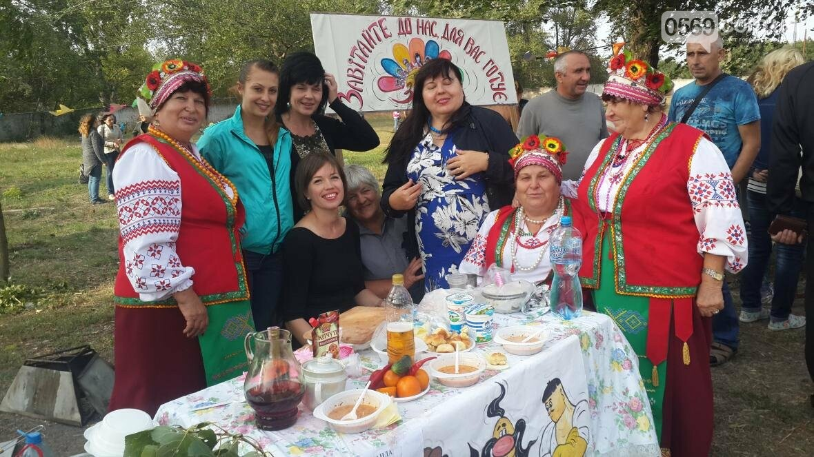 Свято борщу у Новомосковську, фото-2