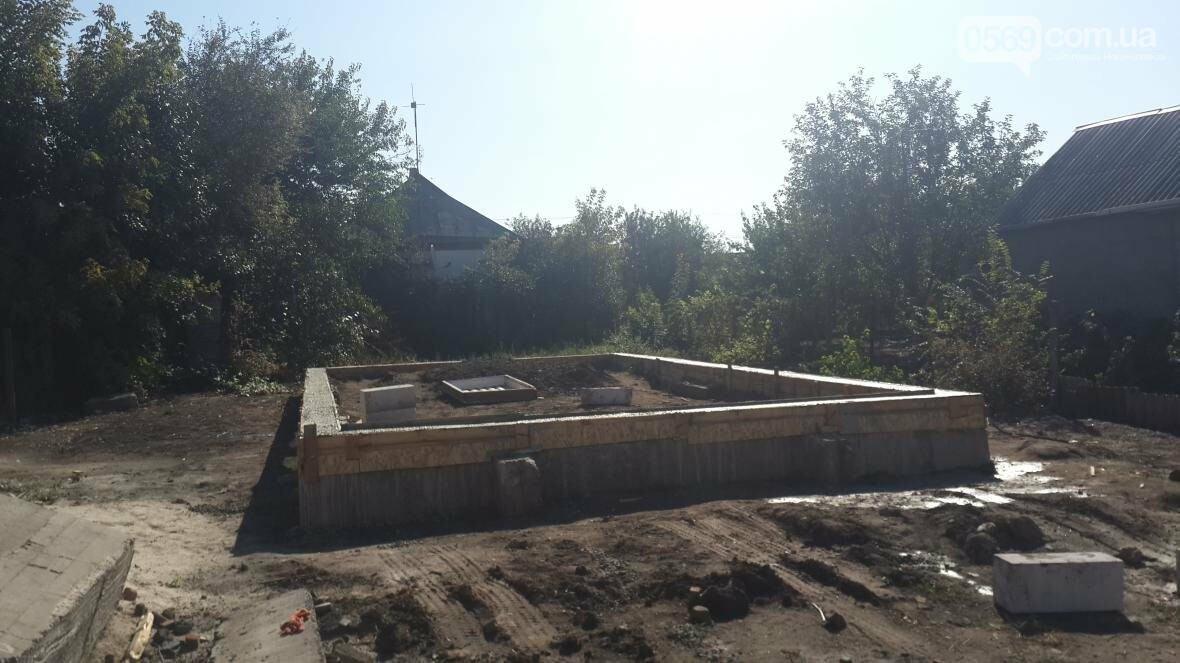 В Новомосковске начато строительство нового храма, фото-1