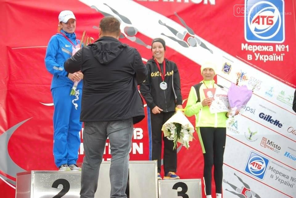 Новомосковцы приняли участие в Dnipro ATB Marathon, фото-4