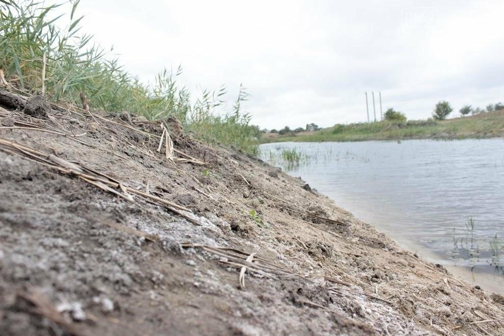 На Новомосковщине расчищают речку Самарчук , фото-2