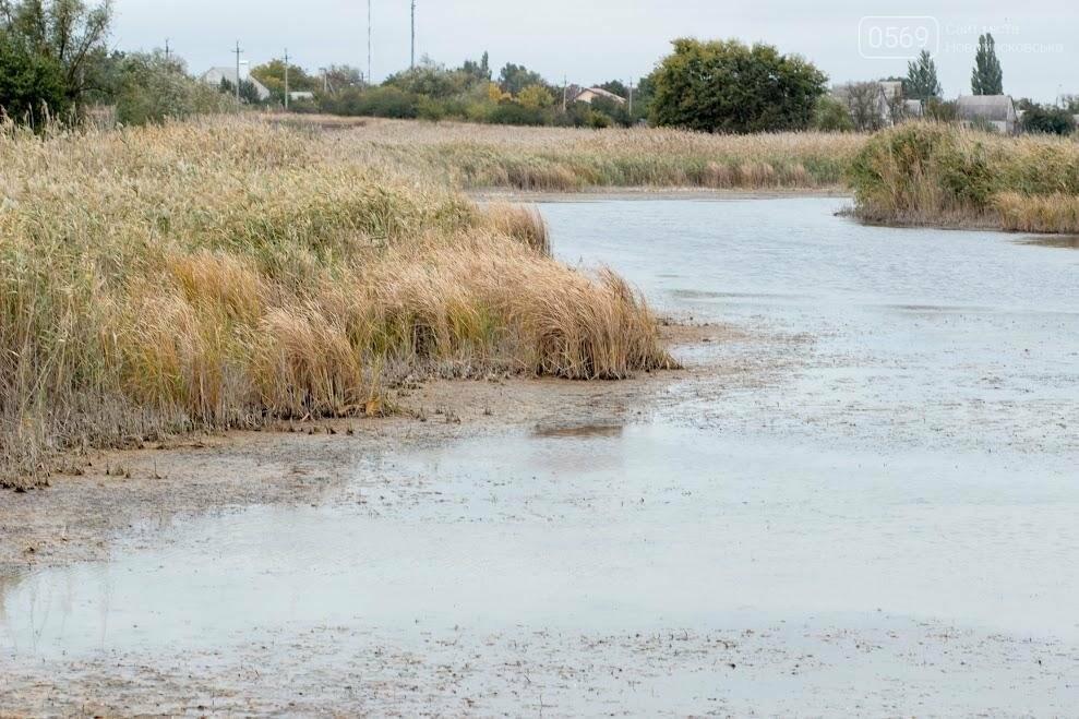 На Новомосковщине расчищают речку Самарчук , фото-3