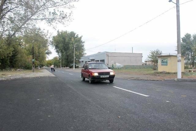 Цього року в Новомосковському районі відремонтували сім комунальних доріг, фото-1