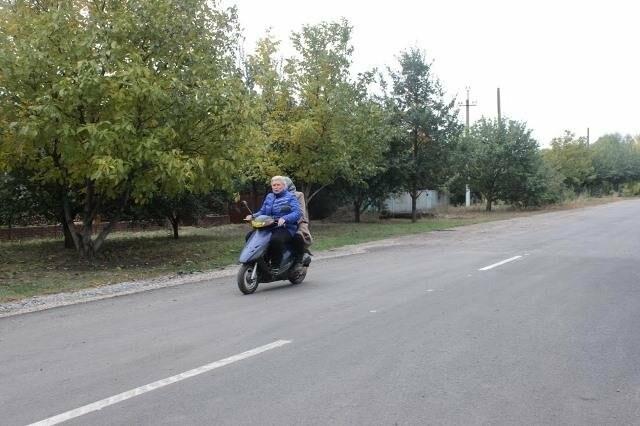 Цього року в Новомосковському районі відремонтували сім комунальних доріг, фото-2