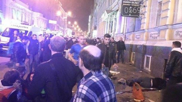 В Харькове внедорожник въехал в толпу людей: 6 человек погибло  , фото-5