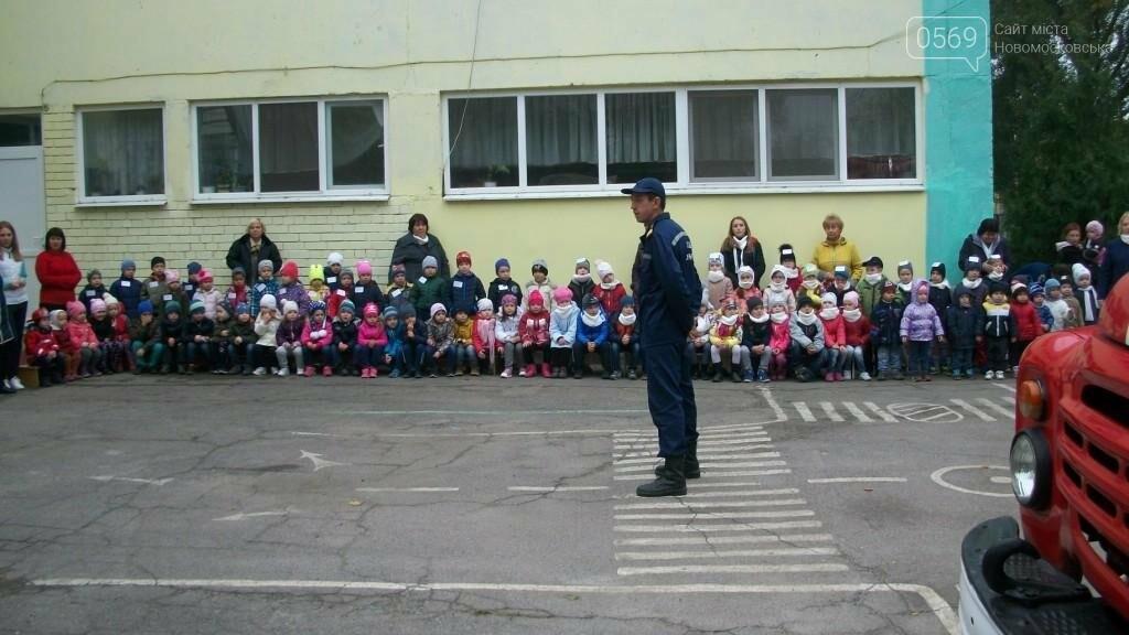 У садочку Новомосковська евакуювали дітей, фото-8