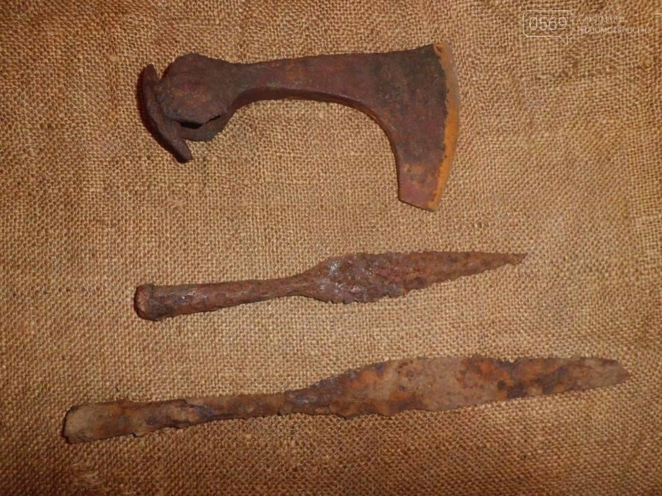 В Новомосковском музее появились уникальные артефакты, фото-1