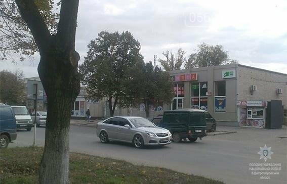 """У Новомосковську """"на гарячому"""" спіймали крадія моторолера, фото-1"""