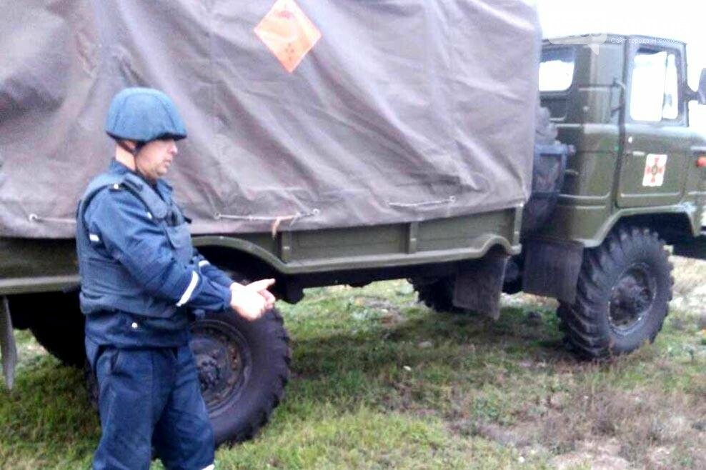 В Новомосковске обезвредили сотню снарядов, фото-3