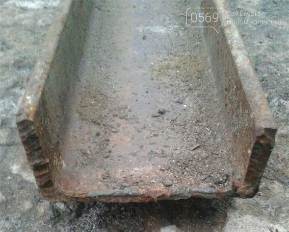 Новомосковські поліцейські спіймали трьох крадіїв металу, фото-2