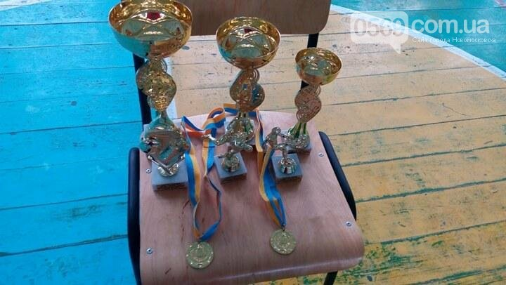На Новомосковщине прошел детский турнир по мини-футболу, фото-1