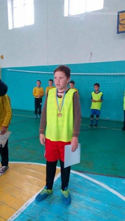 На Новомосковщине прошел детский турнир по мини-футболу, фото-7