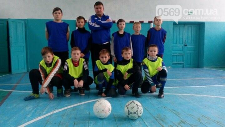 На Новомосковщине прошел детский турнир по мини-футболу, фото-2