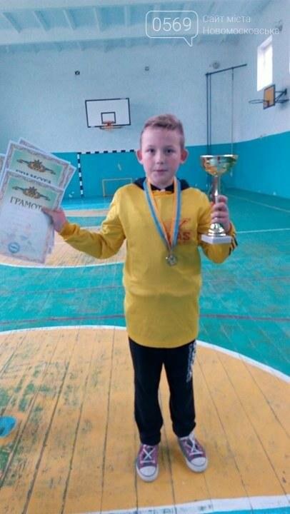 На Новомосковщине прошел детский турнир по мини-футболу, фото-6