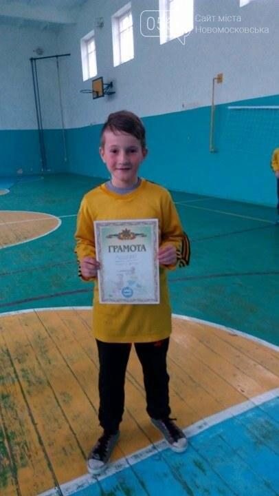 На Новомосковщине прошел детский турнир по мини-футболу, фото-3