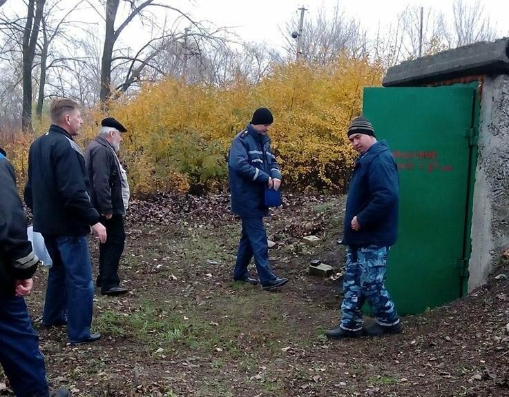 Рятувальники перевірили захисні споруди Новомосковського району , фото-1