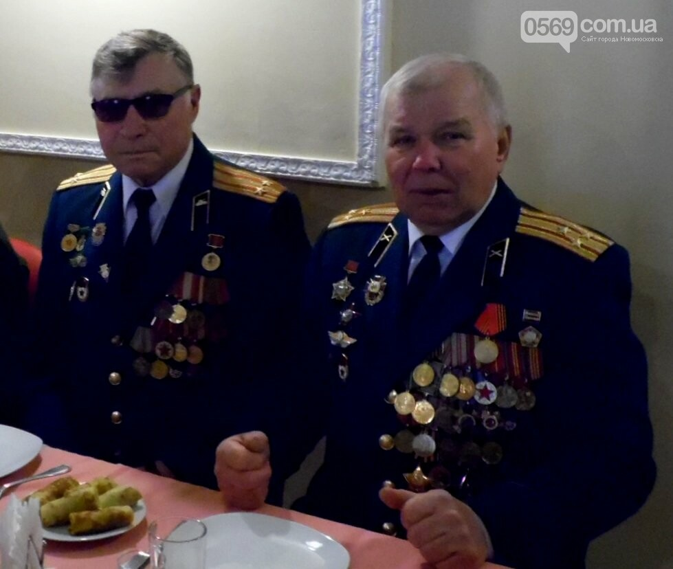 Новомосковские ветераны гвардейцы-артиллеристы отметили 75-летие Сталинградской битвы, фото-3