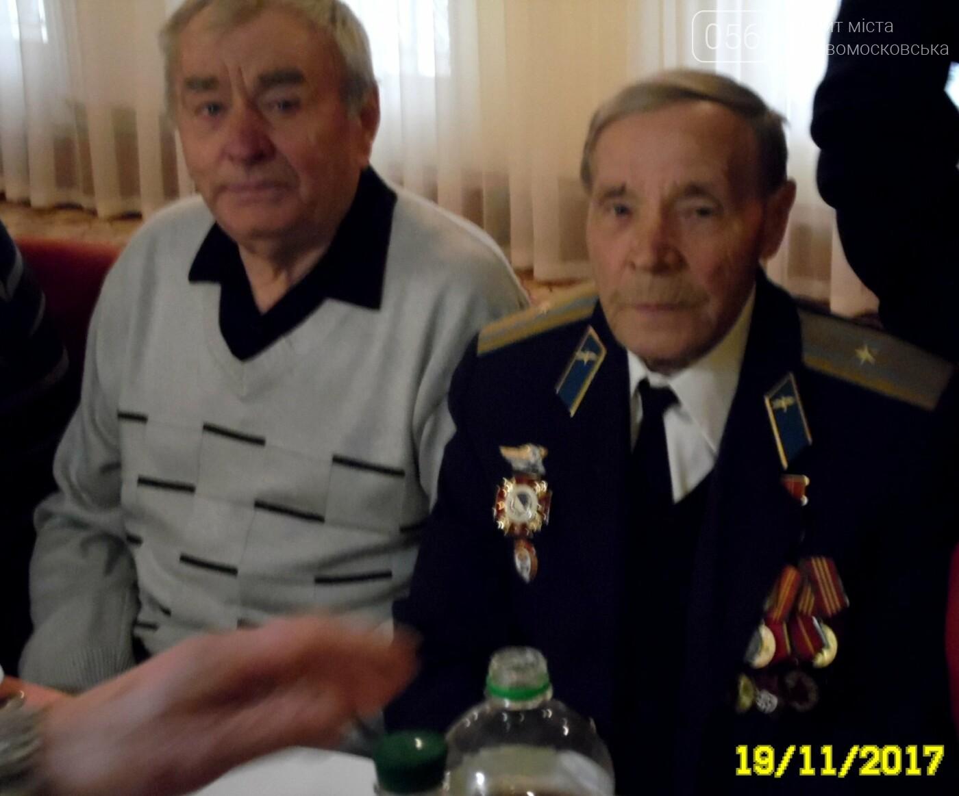 Новомосковские ветераны гвардейцы-артиллеристы отметили 75-летие Сталинградской битвы, фото-4