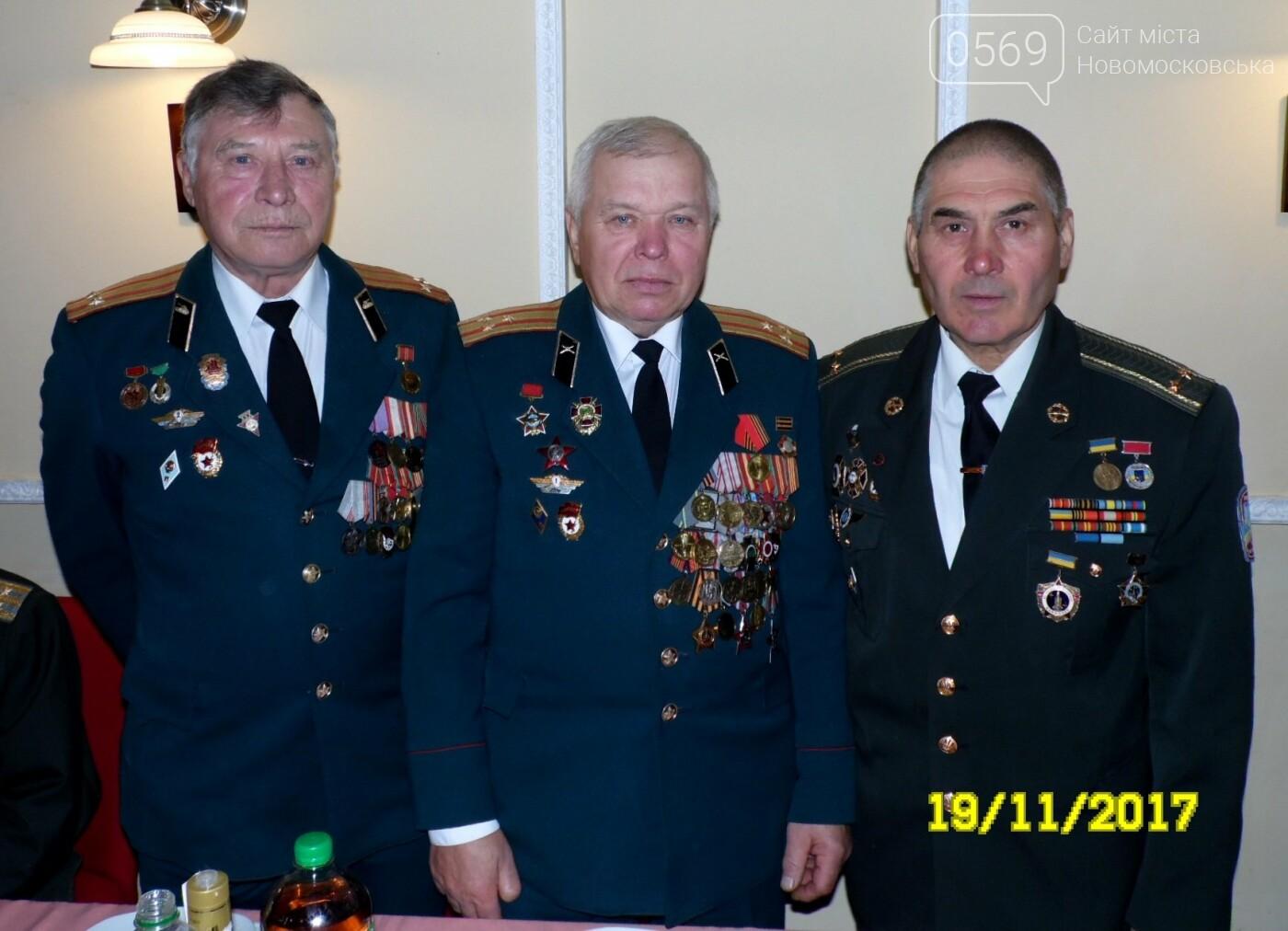 Новомосковские ветераны гвардейцы-артиллеристы отметили 75-летие Сталинградской битвы, фото-6