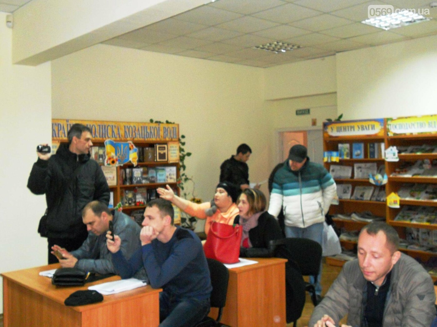 Чергова сесія Новомосковської міськради не відбулася, фото-2