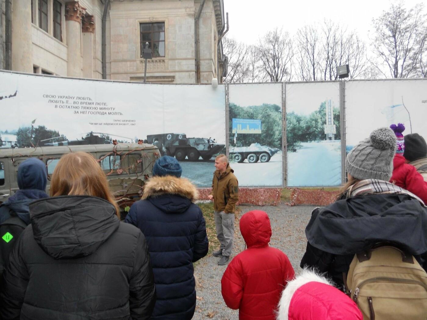 Новомосковці відвідали музей АТО у Дніпрі, фото-1