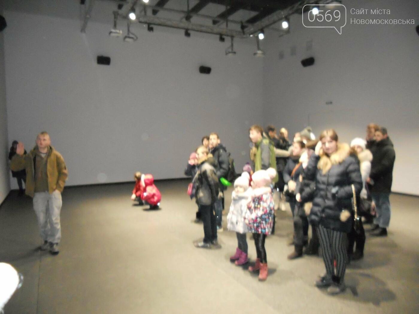 Новомосковці відвідали музей АТО у Дніпрі, фото-15