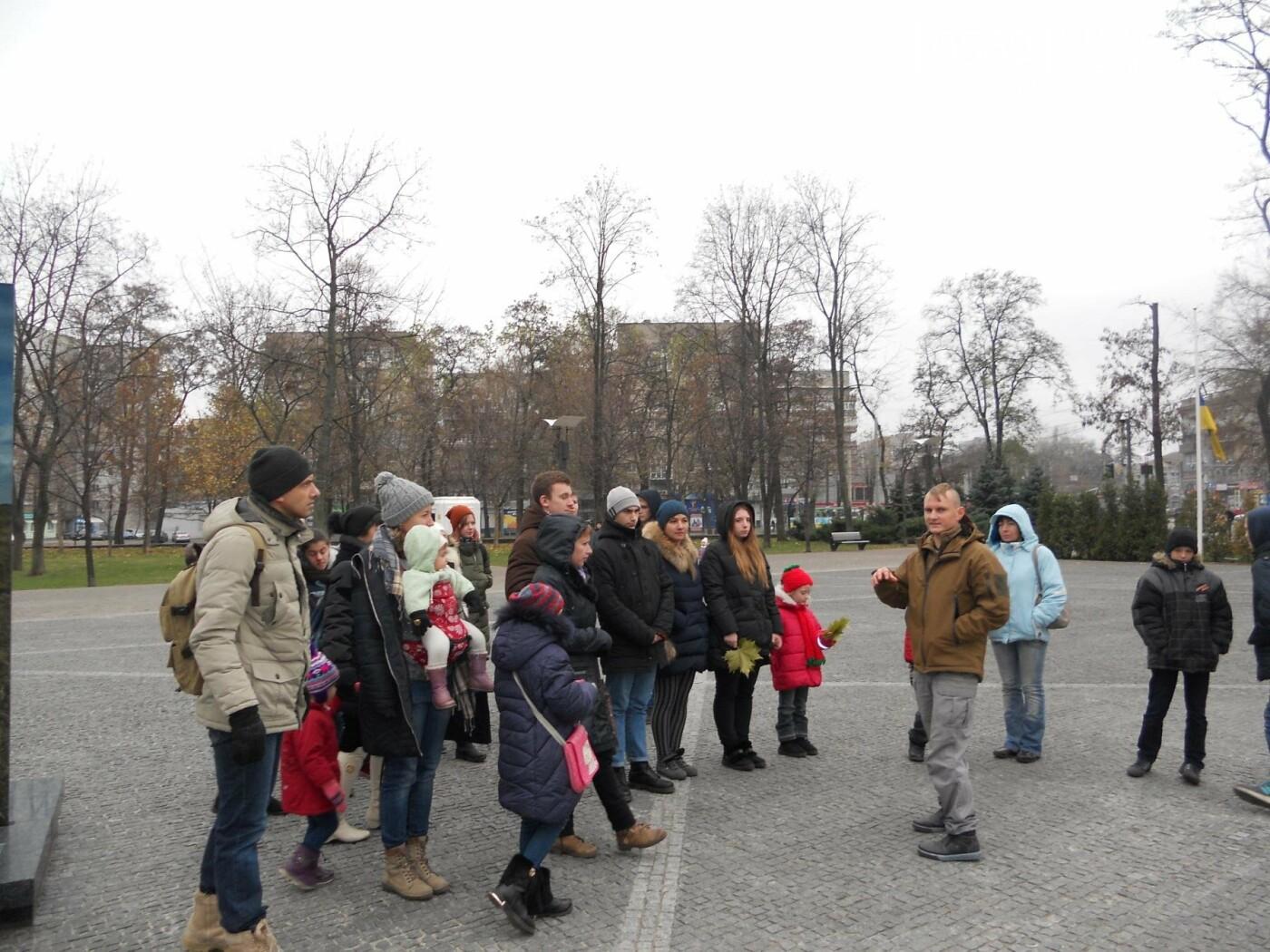Новомосковці відвідали музей АТО у Дніпрі, фото-20