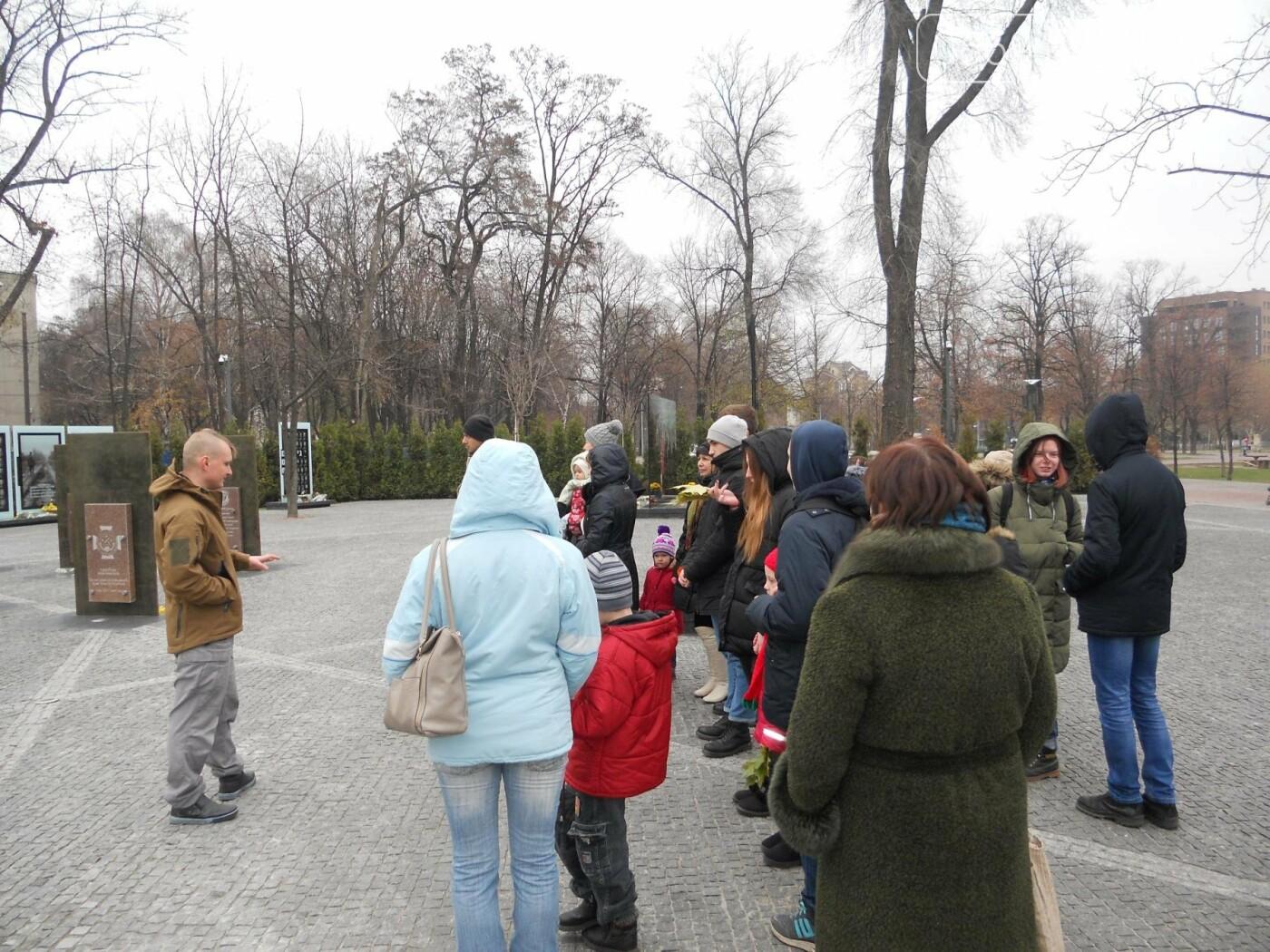 Новомосковці відвідали музей АТО у Дніпрі, фото-19