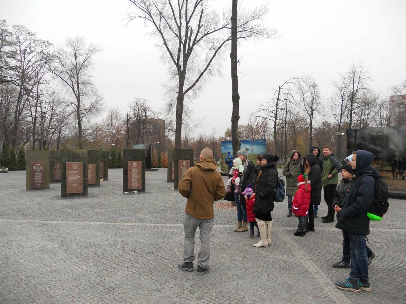 Новомосковці відвідали музей АТО у Дніпрі, фото-18