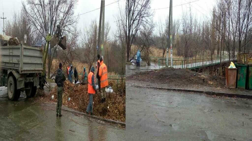 В Новомосковську прибрали стихійні сміттєзвалища, фото-1