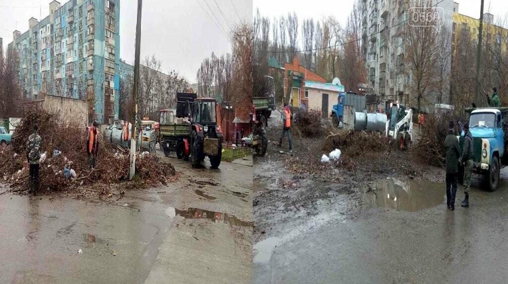 В Новомосковську прибрали стихійні сміттєзвалища, фото-2