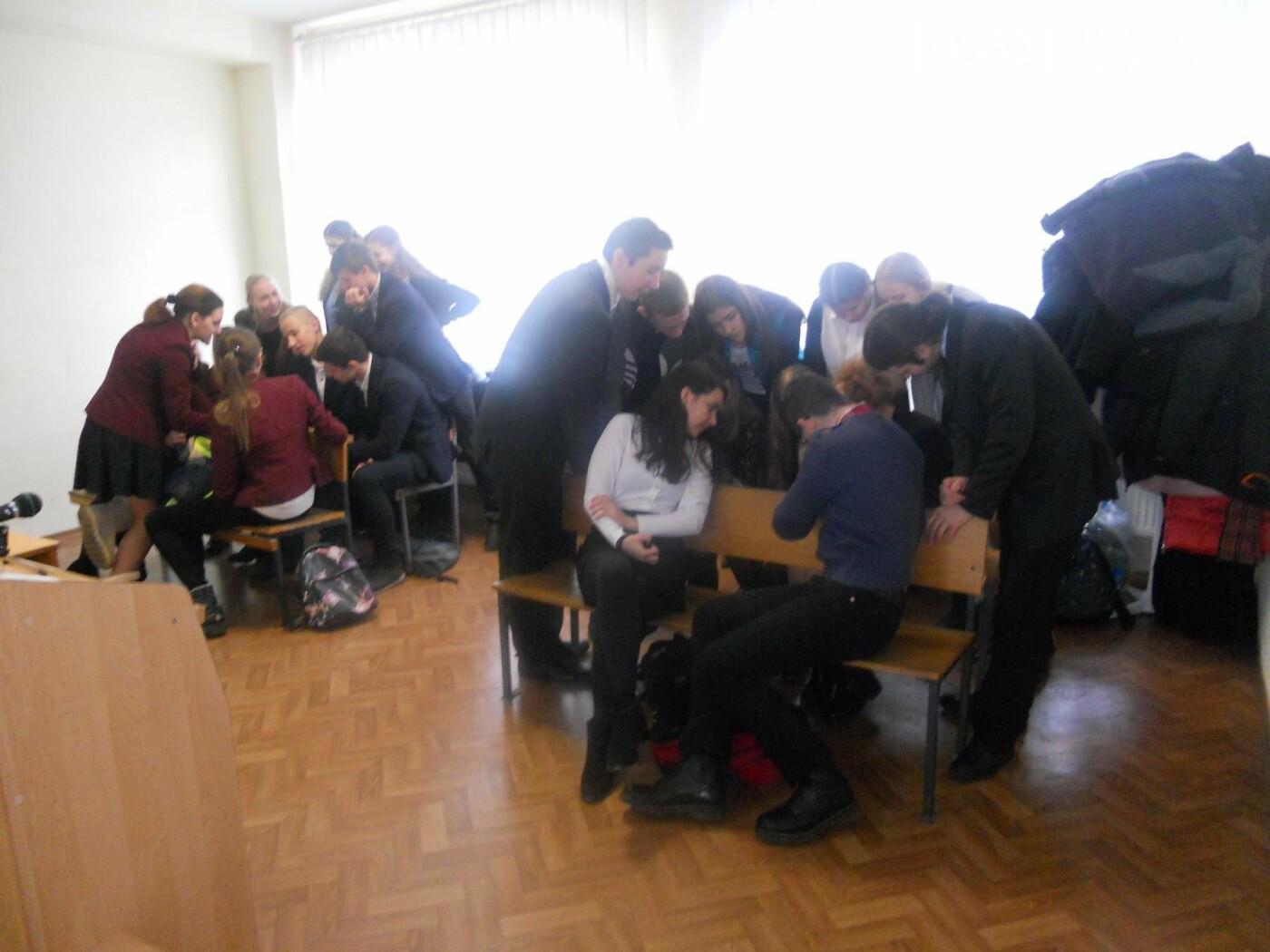 В Новомосковському суді вітали незвичайних гостей, фото-10