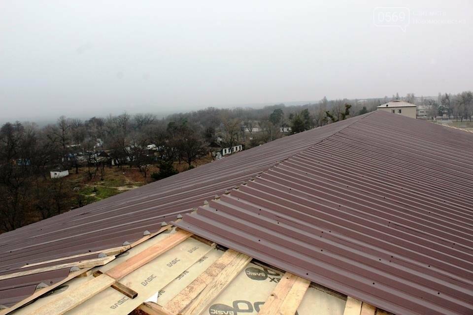 У військовому містечку на Новомосковщині капітально ремонтують казарми , фото-3