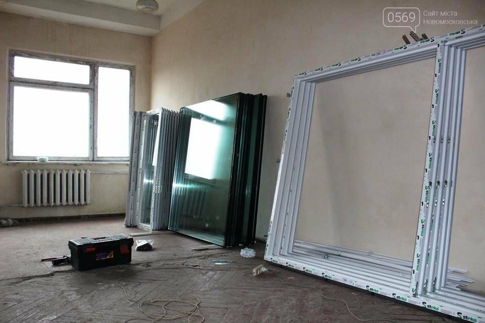 У військовому містечку на Новомосковщині капітально ремонтують казарми , фото-1