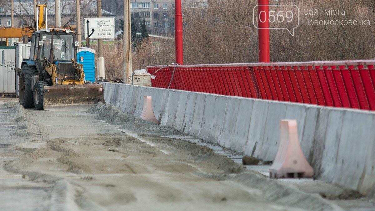 Последние штрихи: Новый мост в Днепре готовят к открытию, фото-5