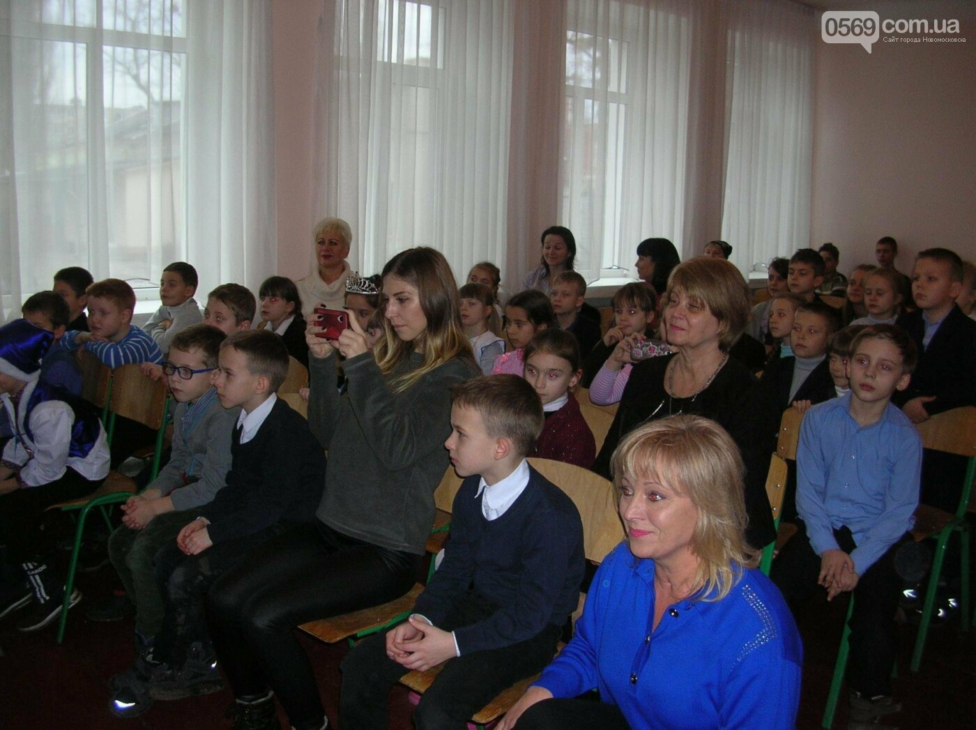 У Новомосковську влаштували дитяче свято, фото-1