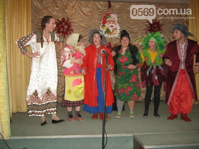 У Новомосковську влаштували дитяче свято, фото-7