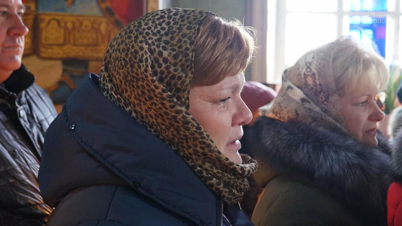 На Дніпропетровщині попрощалися з 24-річним героєм АТО Андрієм Борисенко, фото-6